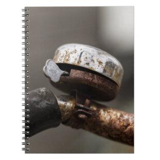 Caderno Espiral Bicicleta Bell