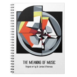 Caderno Espiral Bloco de notas - TMoM 1
