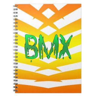 Caderno Espiral Bmx