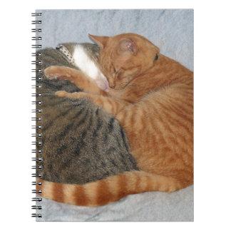 Caderno Espiral Bola do Cuteness