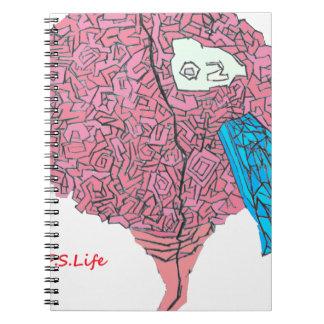 Caderno Espiral Brainy