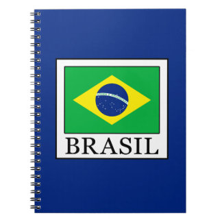 Caderno Espiral Brasil