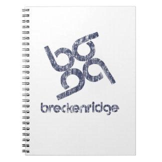 Caderno Espiral Breckenridge