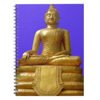 Caderno Espiral Buddha