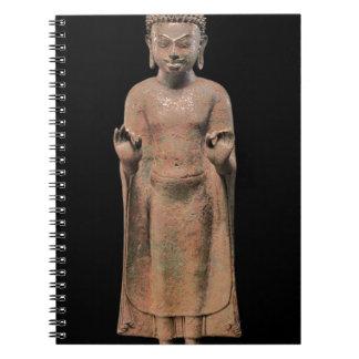 Caderno Espiral Buddha Preaching 2