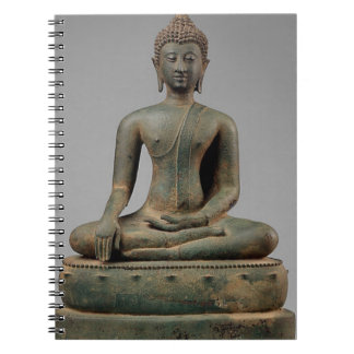 Caderno Espiral Buddha - Tailândia assentados