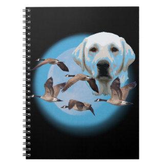 Caderno Espiral Caçador 3 do ganso