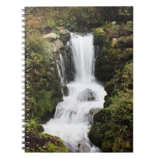 Caderno Espiral Cachoeira bonita