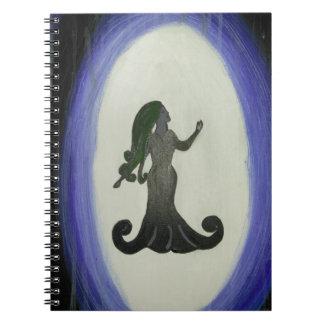 "Caderno Espiral ""Caneca do mistério"""