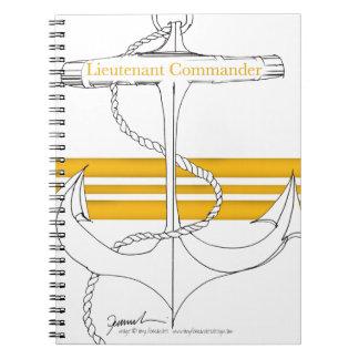 Caderno Espiral capitão-de-corveta do ouro, fernandes tony