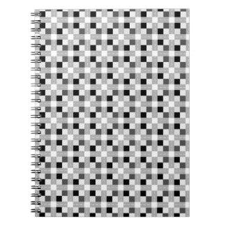 Caderno Espiral Carta/caderno da foto (80 páginas B&W)