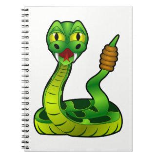 Caderno Espiral Cascavel