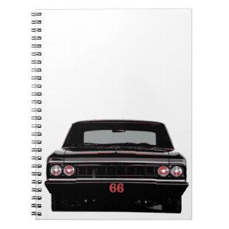 Caderno Espiral Chevelle