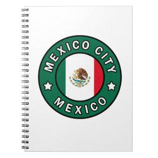 Caderno Espiral Cidade do México México