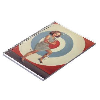 Caderno Espiral Coragem