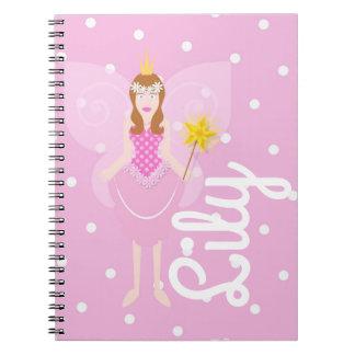Caderno espiral Customisable feericamente