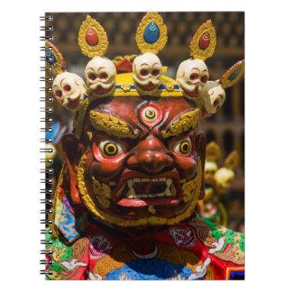 Caderno Espiral Dançarino trajado do festival