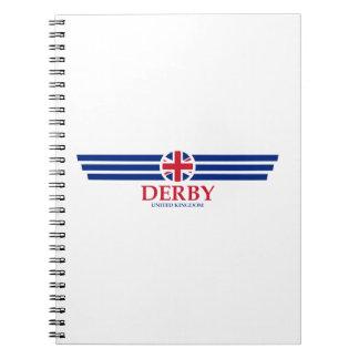 Caderno Espiral Derby