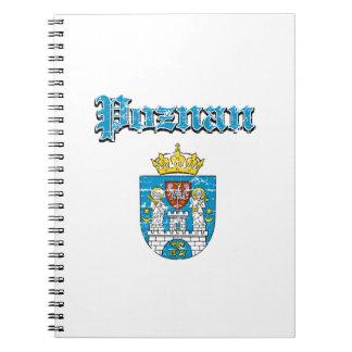 Caderno Espiral Design de POZNAN