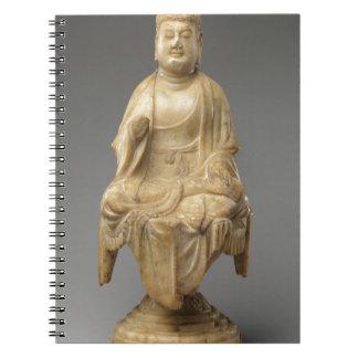 Caderno Espiral Dinastia de Buddha - de Tang (618-907)