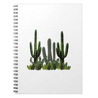Caderno Espiral Domínio do deserto