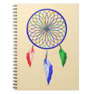 Caderno Espiral dreamCatcher