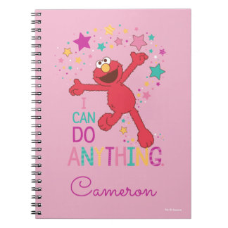Caderno Espiral Elmo | eu posso fazer qualquer coisa