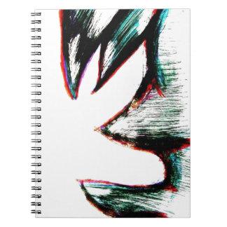Caderno Espiral Era uma guerra não um motim
