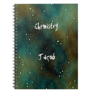Caderno Espiral Escrito nas estrelas