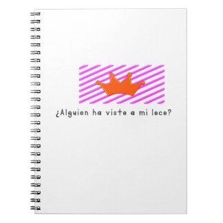 Caderno Espiral Espanhol-Tolo
