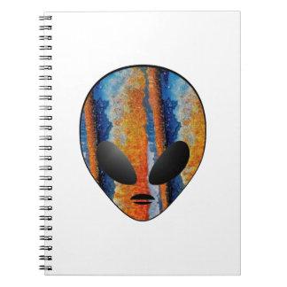 Caderno Espiral Espécie