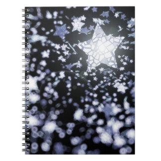 Caderno Espiral Estrelas do vôo