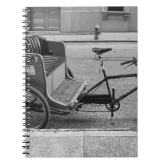Caderno Espiral Excursão da cidade