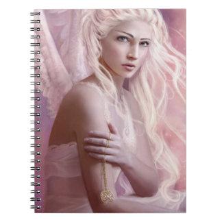 Caderno Espiral Fantasia