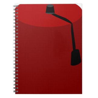 Caderno Espiral Fez-Chapéu