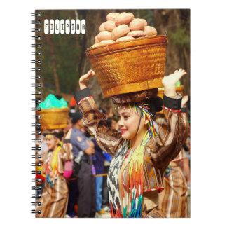 Caderno Espiral Filipina