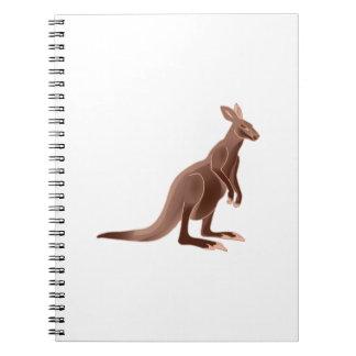 Caderno Espiral Fugas Hoppy