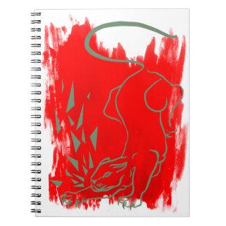 Caderno Espiral Fulgor