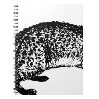 Caderno Espiral Genet