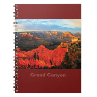 Caderno Espiral Grand Canyon