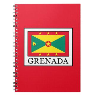 Caderno Espiral Grenada