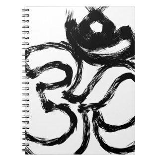 Caderno Espiral hindu