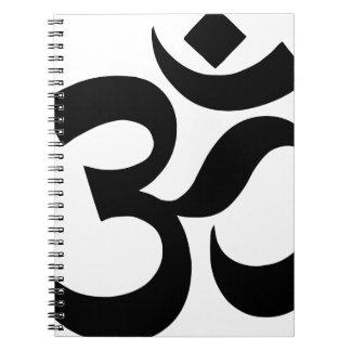 Caderno Espiral hindu3