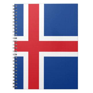 Caderno Espiral Iceland.ai