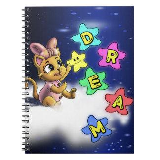Caderno espiral ideal da foto (80 páginas B&W)