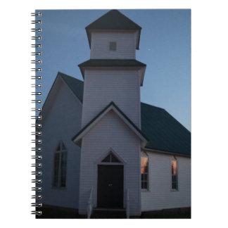 Caderno Espiral Igreja do país