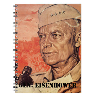Caderno Espiral Ike