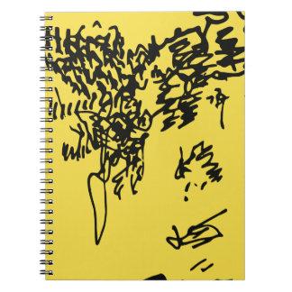 Caderno Espiral Jacque em maio