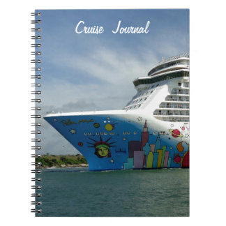 Caderno Espiral Jornal do cruzeiro do arco de Maxed