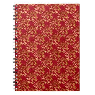 Caderno Espiral Kanji e inglês